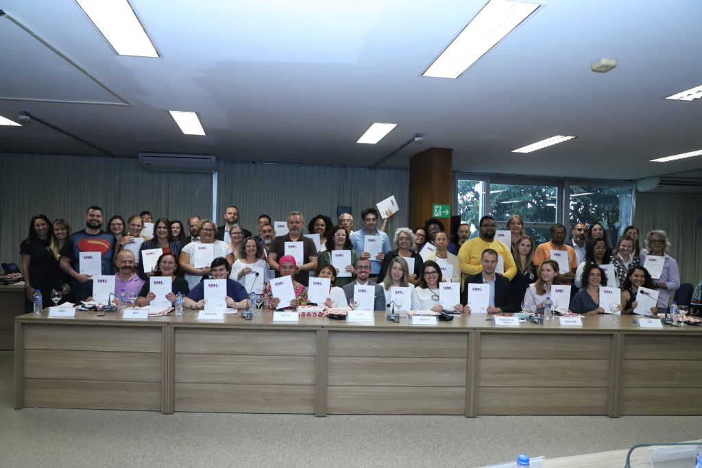 Brazil PLHIV Stigma Index Launch